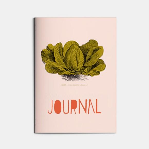cahier A5 Légumes - oignons