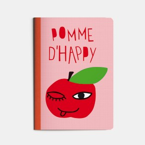 Pomme d'Happy - rose