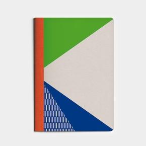 cahier A6 petit SPORT - bleu