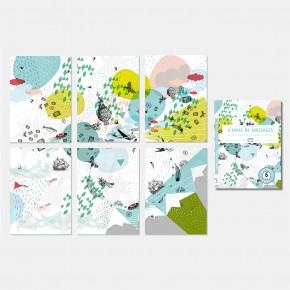 Kit Correspondance - Voyage