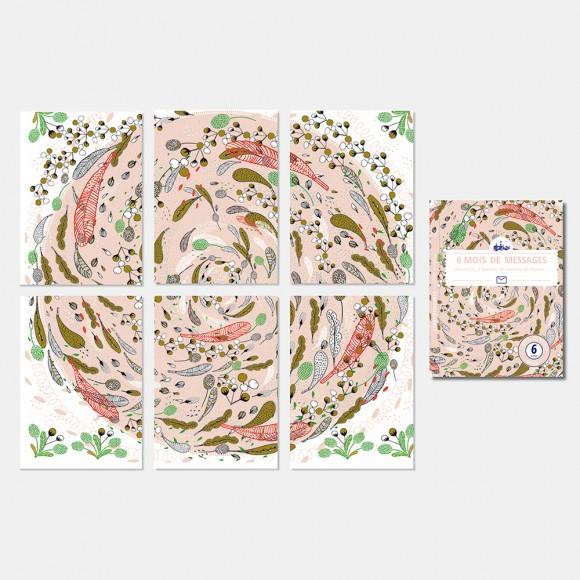 Kit Correspondance -  Botanique